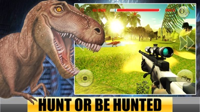 Dinosaur Hunting Safari Park 2 Screenshot 2