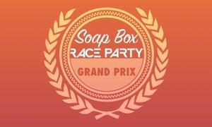 Soap Box Race Party