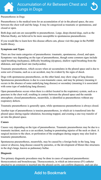 Vet Manual : Animal Diseases screenshot four
