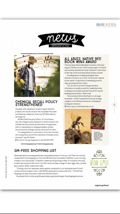 Organic Gardener Magazine screenshot-3