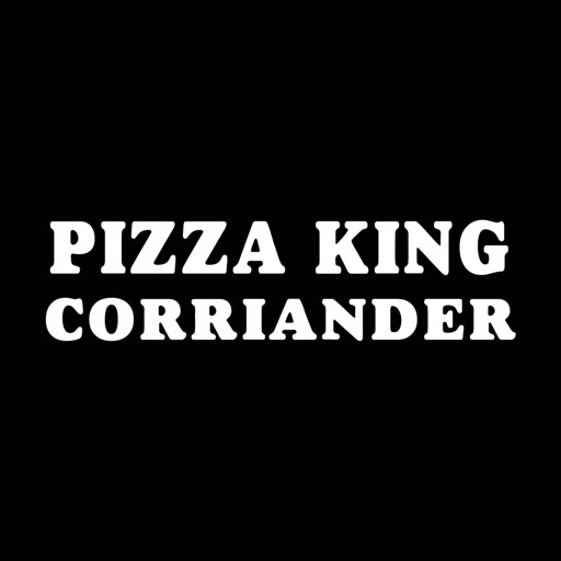 Pizza King Corriander