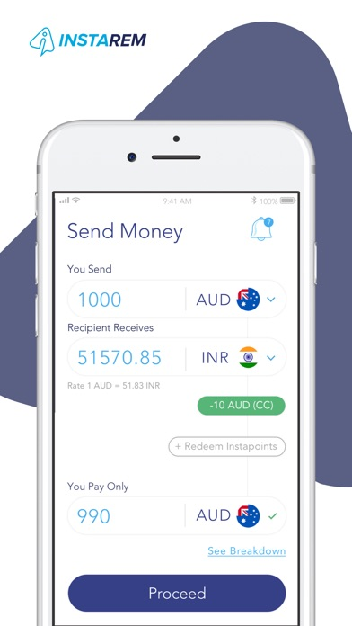 Download InstaReM – Send Money Overseas for Pc