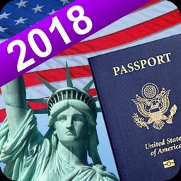 US Citizenship Test 2018 Audio