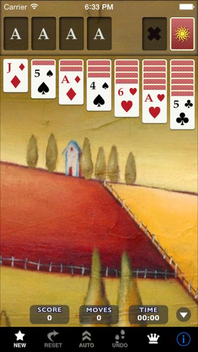 NBTD Solitaire screenshot1