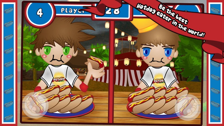 Hotdog Wars - Eating Contest screenshot-3
