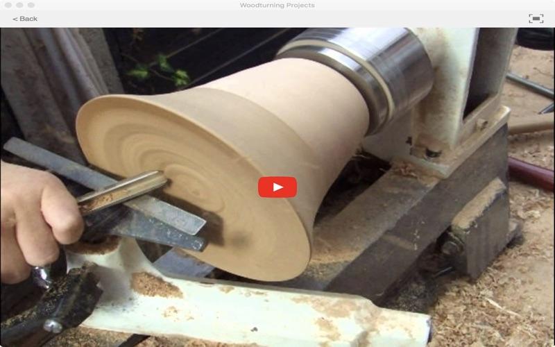 Woodturning Projects screenshot 4