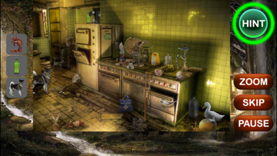 Lost City Hidden Objects screenshot one