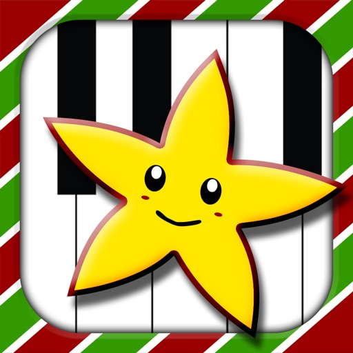 Christmas Star Piano! - Learn To Read Music by Visions Encoded Inc