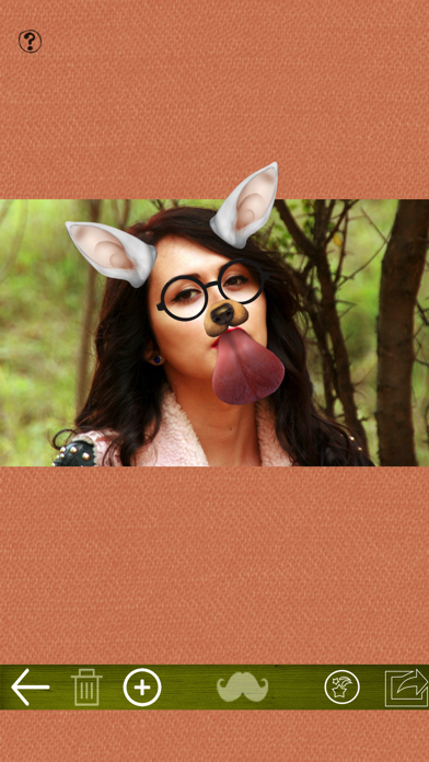 Doggy Face Effects screenshot one