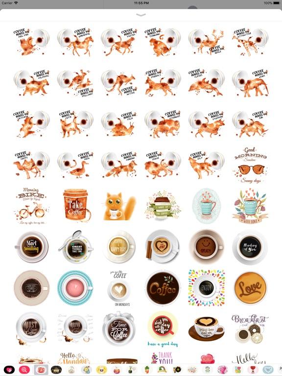 Say it with Coffee Art screenshot 8