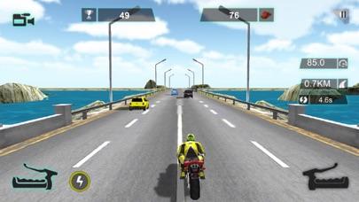 Highway Speed Bike Racerのおすすめ画像3