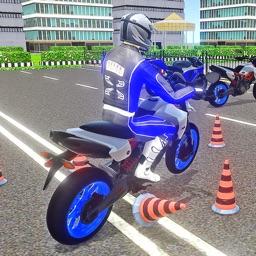 Bike Parking Highway Stunts