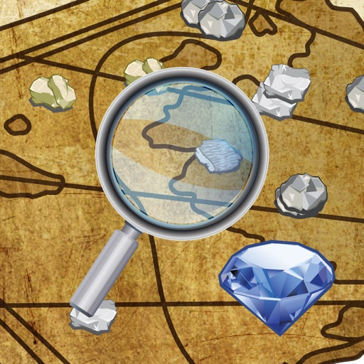 Digger's Map: Natural Resources & Minerals