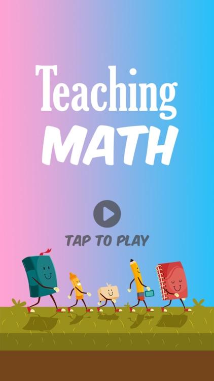 Teaching Math - 3rd Grade