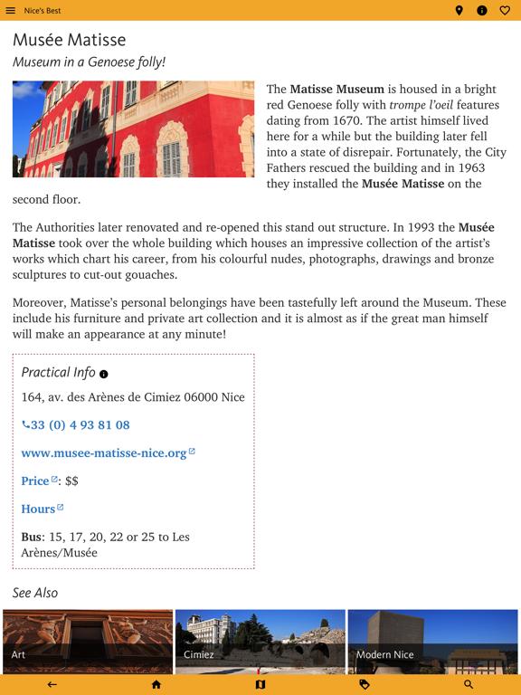 Nice's Best: A Travel Guide screenshot 15
