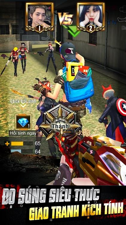 Tập Kích: Bắn súng đích thực screenshot-3