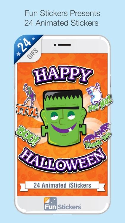 Happy Halloween iSticker
