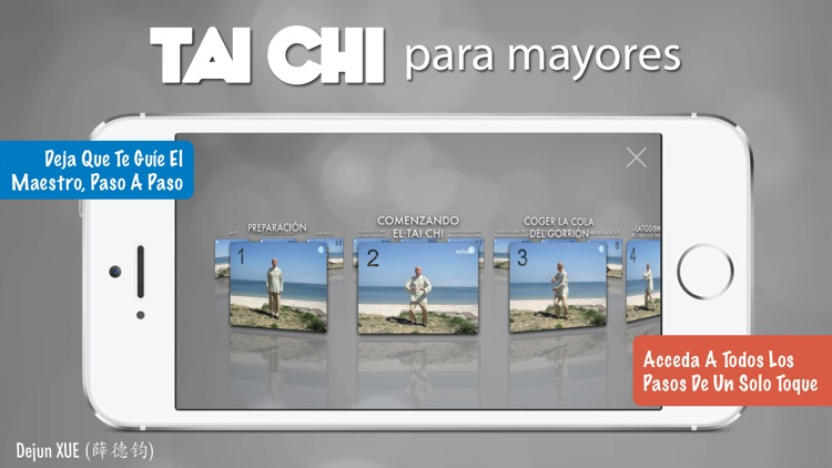 Tai Chi para Mayores Pro screenshot-2