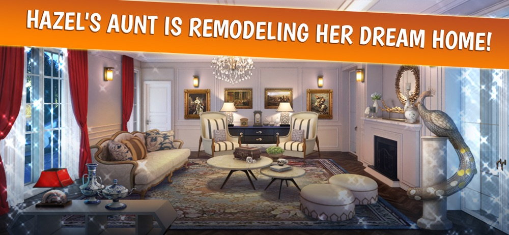 Home Designer – Hidden Object Cheat Codes