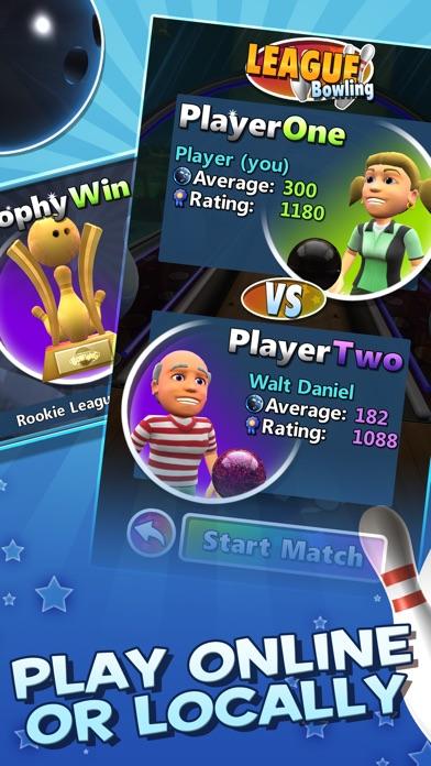 StrikeMaster Bowling screenshot #4