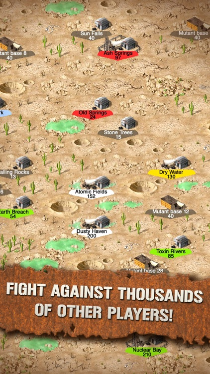Crazy Tribes - Strategy MMO screenshot-3