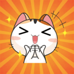 Kitty From Japan Stickers