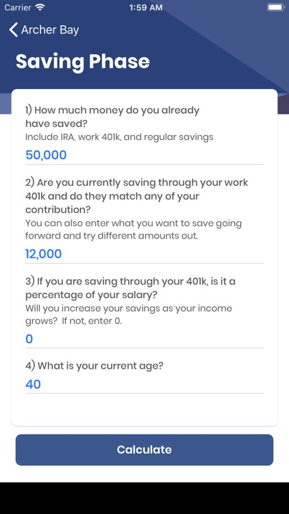 ArcherBay Financial Calculator screenshot-3