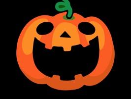 Happy Halloween Scary Pumpkin