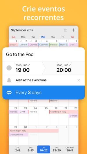 Calendars 5 da Readdle Screenshot