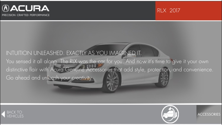 Acura Accessories for iPhone screenshot-3
