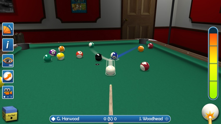 Pro Pool 2018 screenshot-0