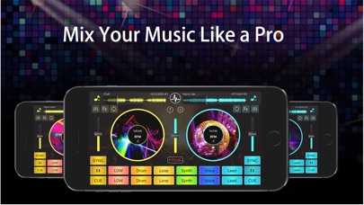 DJ Mixer Studio Pro:Mix Music IPA Cracked for iOS Free Download