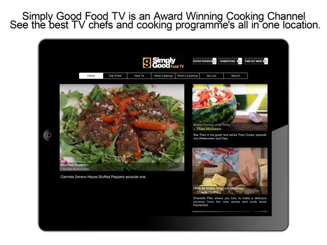 Simply good food tv recipes on the app store simply good food tv recipes on the app store forumfinder Images