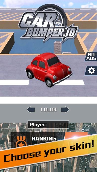 Car Bumper.io - Battle on Roof for Windows