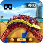 Beach Rollercoaster VR Pro icon