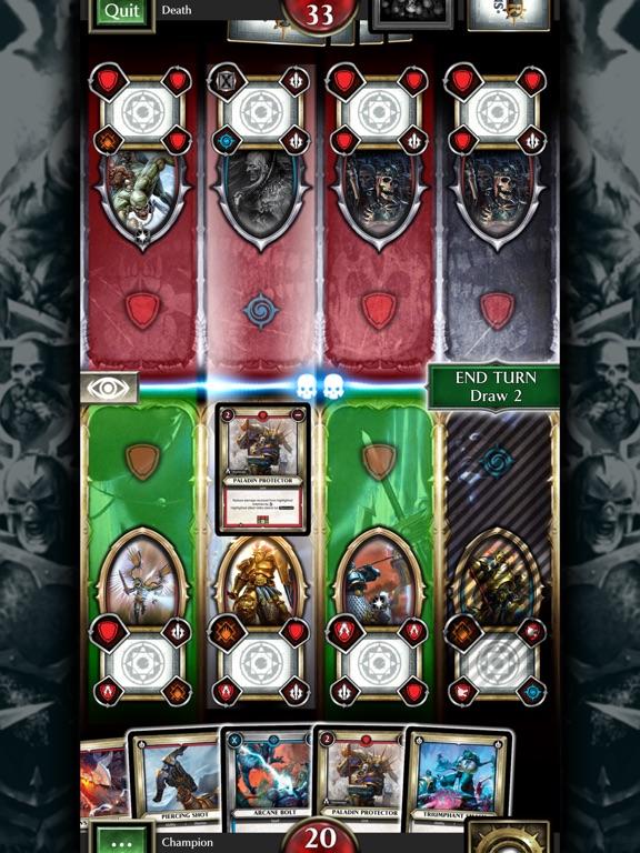 Warhammer AoS: Champions screenshot #4