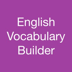 english vocabulary builder をapp storeで