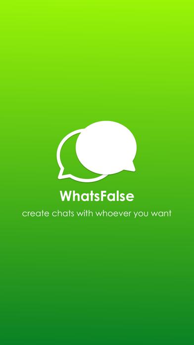 WhatsFalse screenshot one