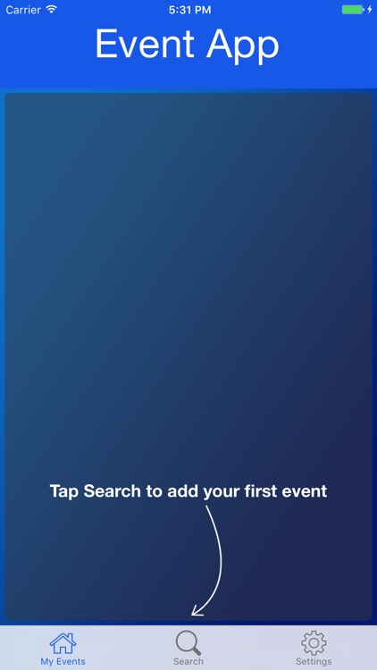 The PFE Event App