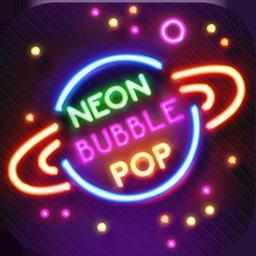 Neon Bubble Pop
