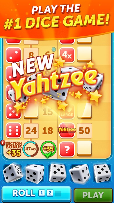 Yahtzee® with Buddies Dice screenshot 1