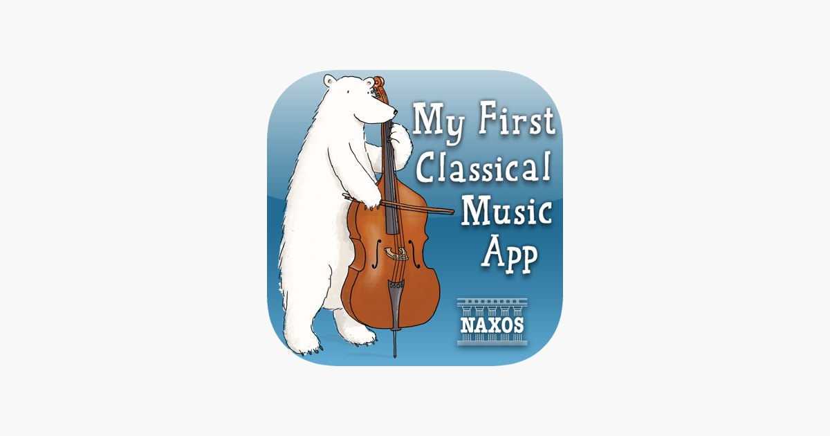 ‎My First Classical Music App HD