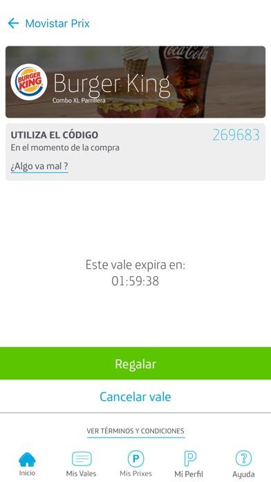 Screenshot for Movistar Prix in Ecuador App Store