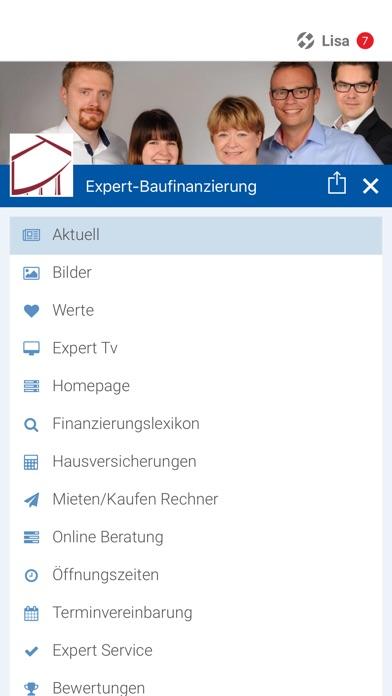 Expert-BaufinanzierungScreenshot von 2