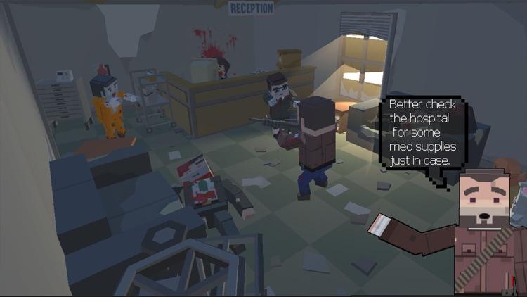 Zombie Apocalypse : survival screenshot-6