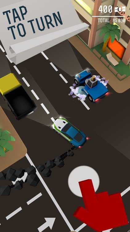 Drifty Chase screenshot-0