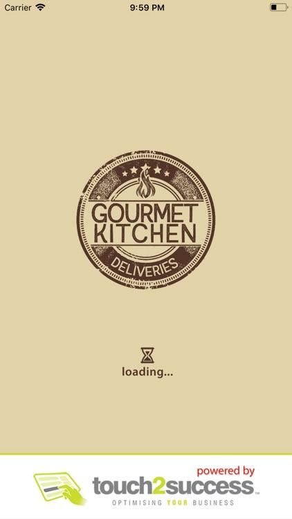 Gourmet Kitchen Deliveries Screenshot 0