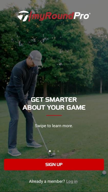 myRoundPro Golf App