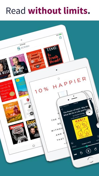 Scribd - Reading Subscription