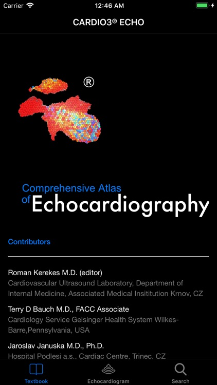CARDIO3®Echocardiography screenshot-0